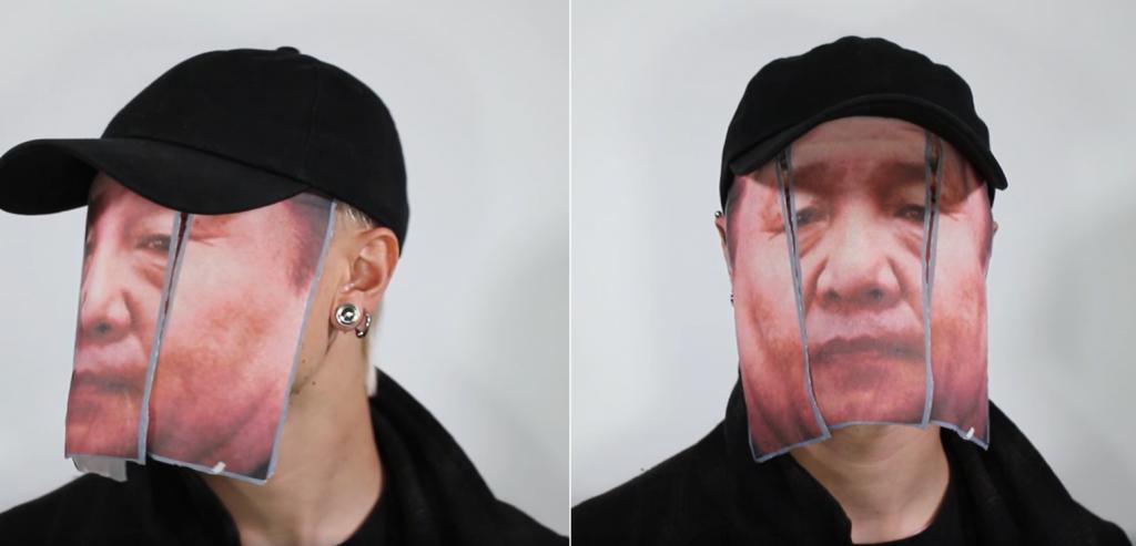 Conheça o incrível boné capaz de enganar reconhecimento facial - 3