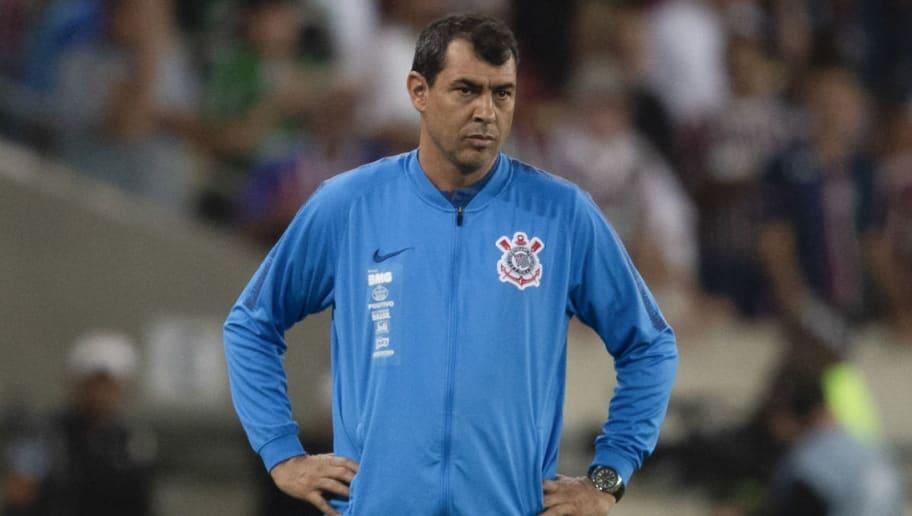 Corinthians anuncia demissão de Fábio Carille após goleada sofrida no Maracanã - 1