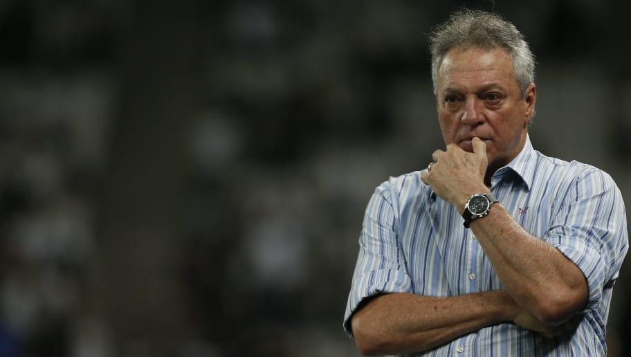 Cruzeiro anuncia saída de Abel Braga e confirma Adilson Batista como substituto - 1