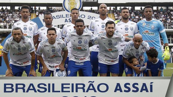 Santos v CSA - Brasileirao Series A 2019