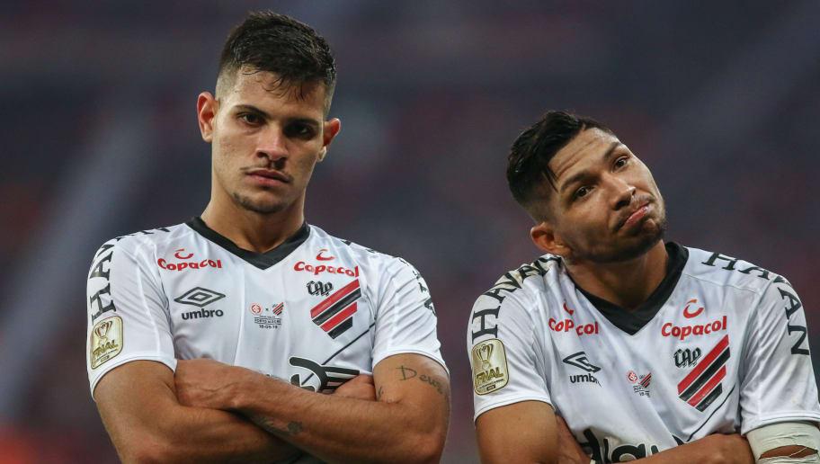 Diretoria do Fla está disposta a pagar R$ 73 milhões para comprar craque do Athletico-PR - 1