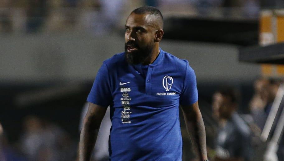 Dyego Coelho justifica escolhas após derrota sofrida contra o Botafogo fora de casa - 1