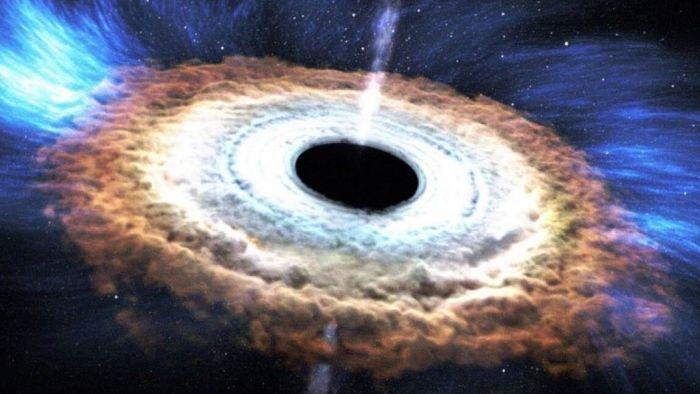 E se pudéssemos entrar em um buraco negro? O que encontraríamos no caminho? - 1