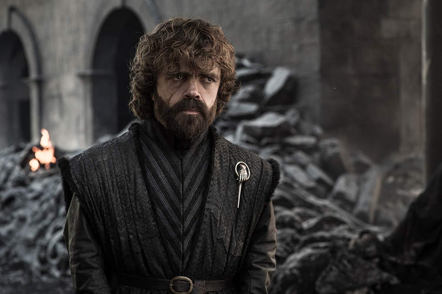 Tyrion no final de Game of Thrones