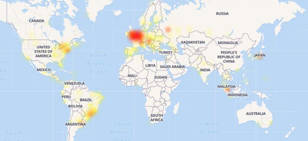 Facebook, Instagram, WhatsApp e Messenger passam por instabilidade nesta quinta - 4