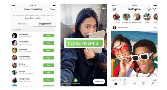 Facebook vai permitir o compartilhamento de fotos apenas a seus melhores amigos - 2