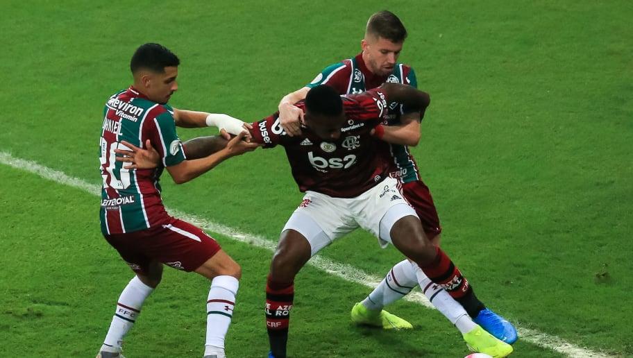 Flamengo define prioridades e tenta contratar dupla do Fluminense aprovada pelo técnico Jorge Jesus - 1