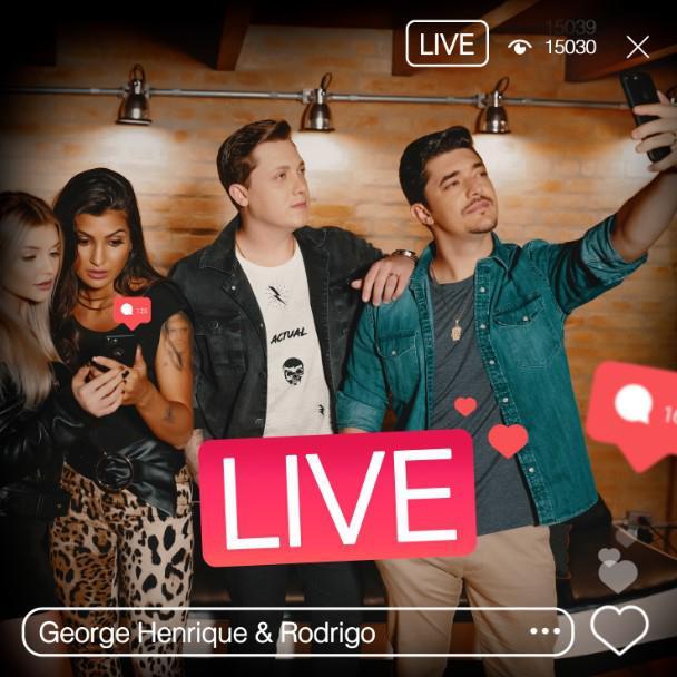 George Henrique & Rodrigo lançam a canção