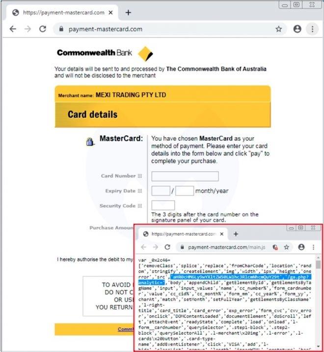 Golpistas estão usando nova técnica para roubar dados de pagamento online - 2