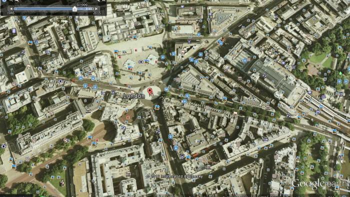 Google Earth lança recurso para usuários criarem seus próprios mapas e histórias - 1