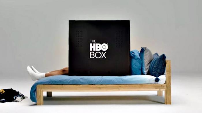 HBO cria caixa de papelão para você se isolar e maratonar séries em paz - 1