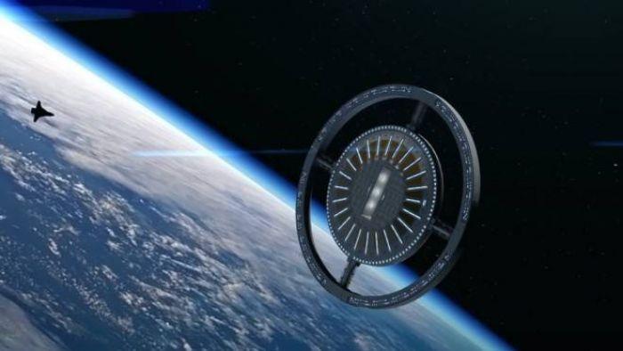 Hotel espacial com gravidade artificial pode ser construído em 2025 - 1