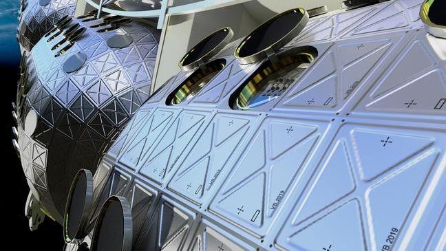 Hotel espacial com gravidade artificial pode ser construído em 2025 - 2