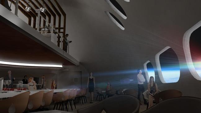 Hotel espacial com gravidade artificial pode ser construído em 2025 - 3