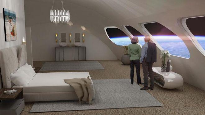 Hotel espacial com gravidade artificial pode ser construído em 2025 - 4