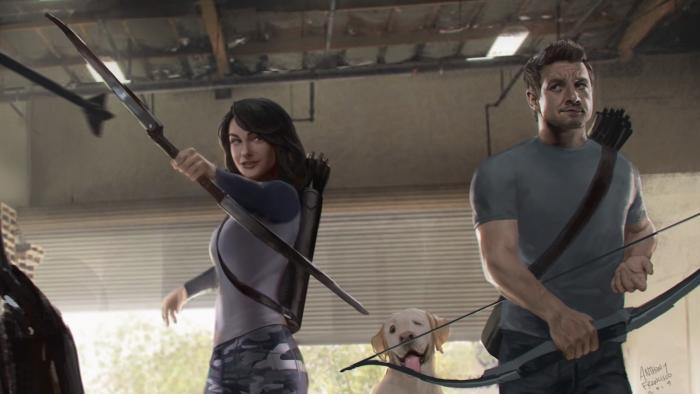 Marvel revela novas artes conceituais de seus shows no Disney+ - 1