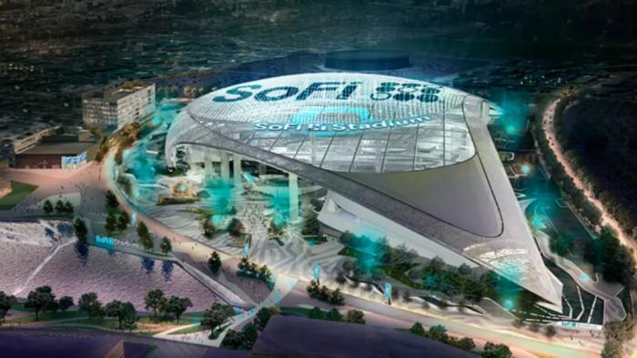 Novo estádio da NFL terá 2.500 pontos de acesso Wi-Fi 6 - 1