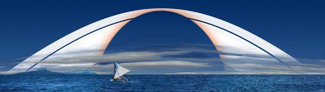O que veríamos no céu se a Terra tivesse anéis como os de Saturno? - 6