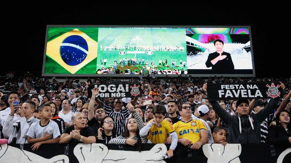 Corinthians v Atletico MG - Brasileirao Series A 2018