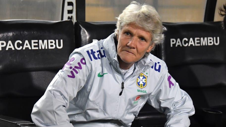 Predestinação? Pia 'abraça' Brasil e revela sonho para o futebol feminino do país - 1