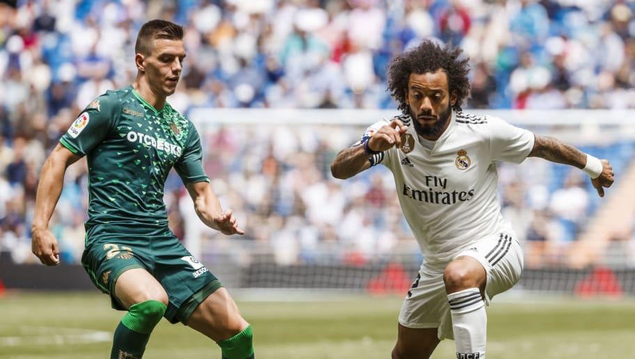 Real Madrid x Betis | Prováveis escalações, onde assistir, horário, local e palpite - 1