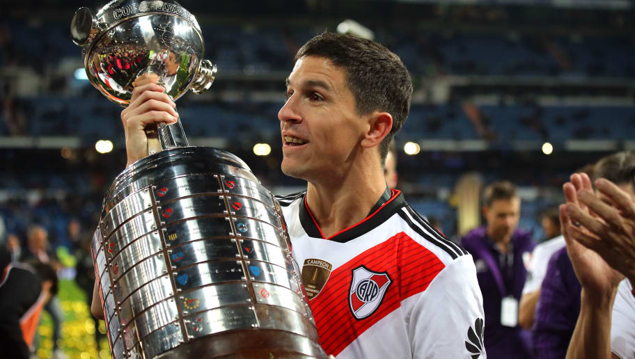 Retrospecto - o desempenho do River Plate contra brasileiros na Libertadores - 1