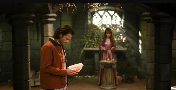 Sam se torna a bruxa mais poderosa de Supernatural - 1