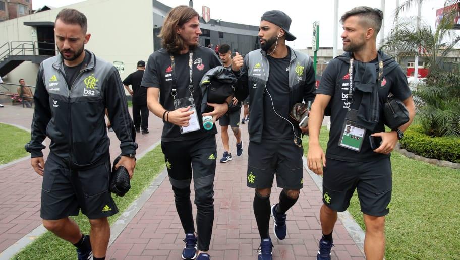 São Paulo abre negociações para tirar jogador do Flamengo, diz Guilherme Pallesi - 1