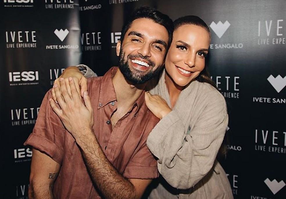 Silva vai lançar parceria com Ivete Sangalo; clipe será gravado em dezembro - 1