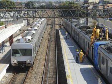 Trens no Rio