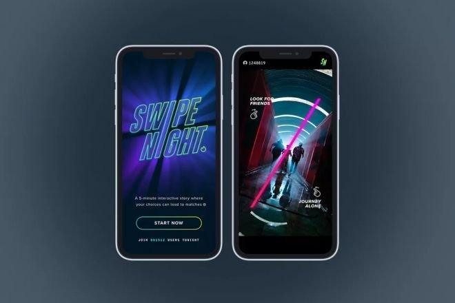 Swipe Night | Tinder planeja lançar série interativa internacionalmente em 2020 - 2