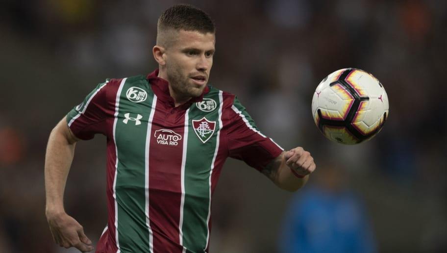 Titular do Fluminense admite 'coração dividido' com partida rumo à Seleção - 1
