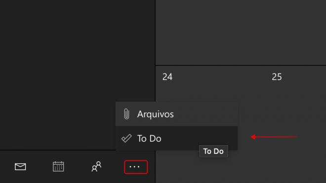 Veja como adicionar lembrete no Outlook - 5