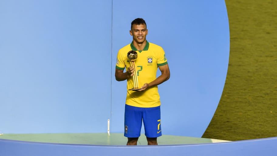 Veron diz que já esperava ser o melhor do Mundial e projeta novo momento - 1