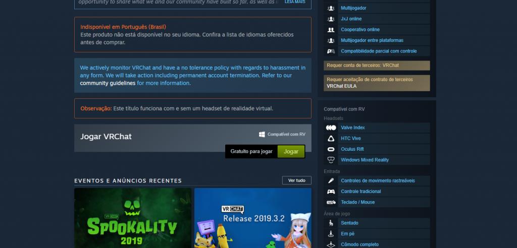 VRChat: saiba mais sobre a popular plataforma de jogos - 9