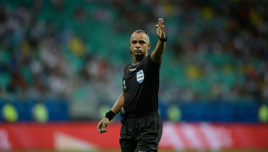 4 erros e acertos da arbitragem na 36ª rodada do Campeonato Brasileiro - 1