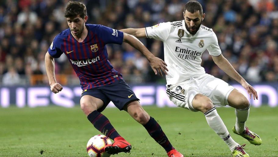 7 marcas históricas que estão em jogo no clássico entre Barcelona e Real Madrid - 1