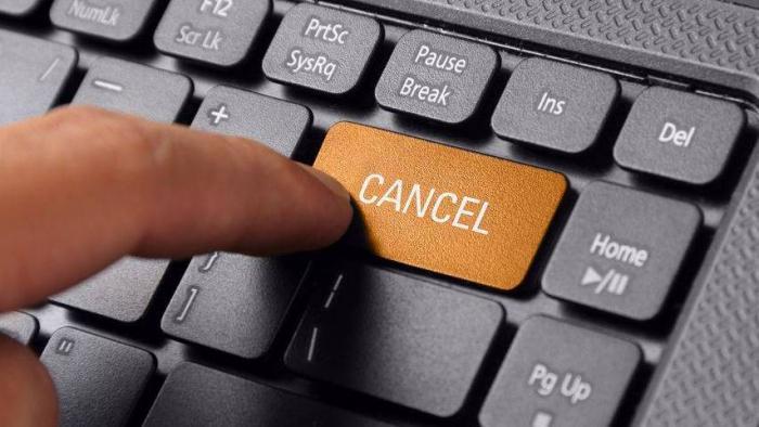 """A """"cultura de cancelamento"""" foi eleita como termo do ano em 2019 - 1"""