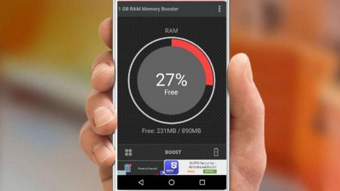Aplicativo de limpeza de celular? Essa e outras opções de limpar memória RAM - 1