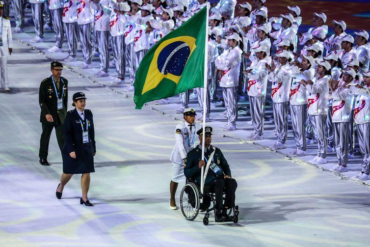 Abertura dos 7º Jogos Mundiais Militares