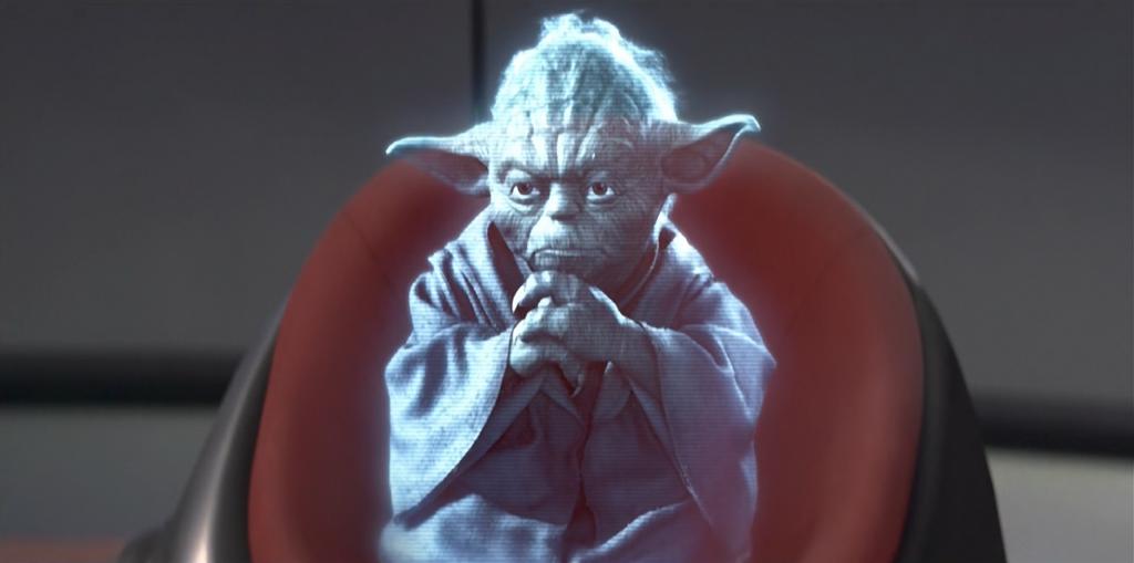 Cientistas desenvolvem holograma com som e toque iguais aos de Star Wars - 2
