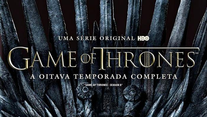 Coleção e 8ª temporada de Game of Thrones chegam ao Brasil com cenas extras - 1