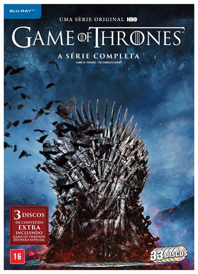 Coleção e 8ª temporada de Game of Thrones chegam ao Brasil com cenas extras - 2