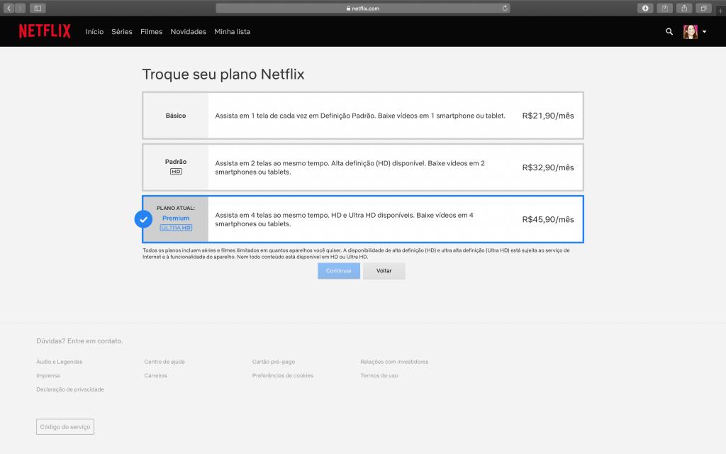 Como encontrar filmes e séries 4K na Netflix - 2