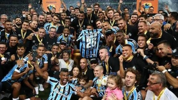 Como foi o Grêmio em 2019 - 4