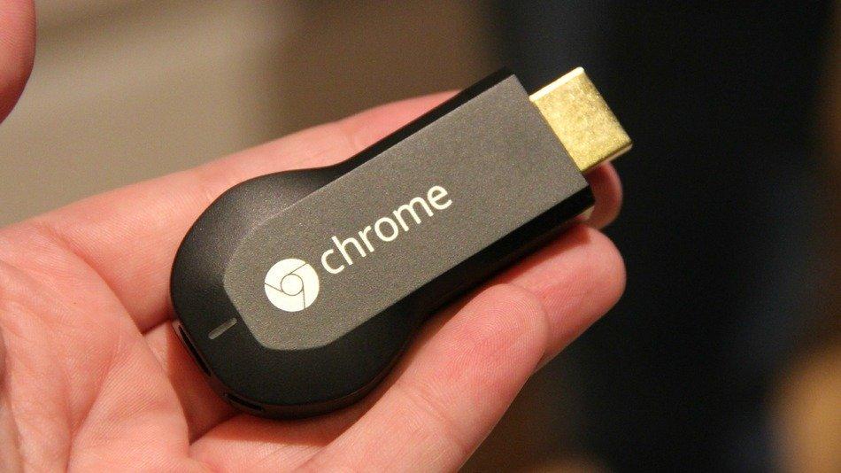 Como funciona o Google Chromecast - 2