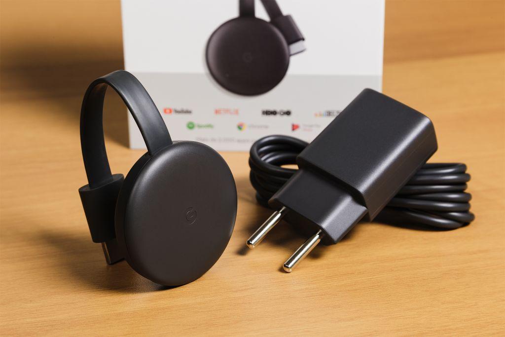 Como funciona o Google Chromecast - 3
