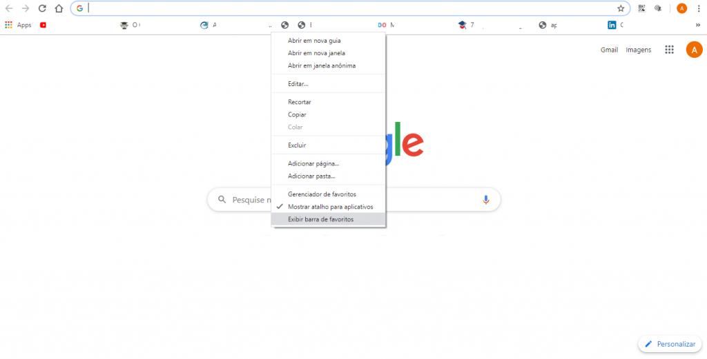 Como personalizar a home do Google Chrome com temas e extensões - 11