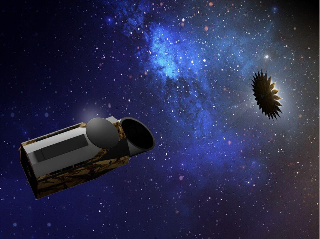 Conceito do telescópio HabEx é apresentado para encontrar vida alienígena - 2