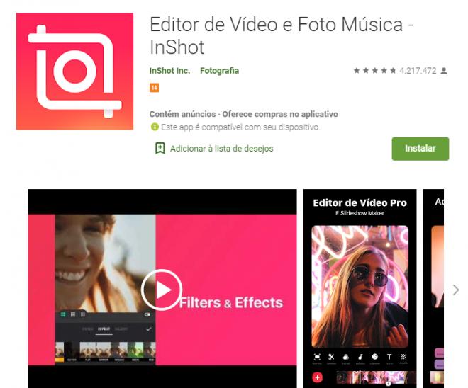 Confira as melhores opções de apps para fazer vídeos com música e fotos - 5